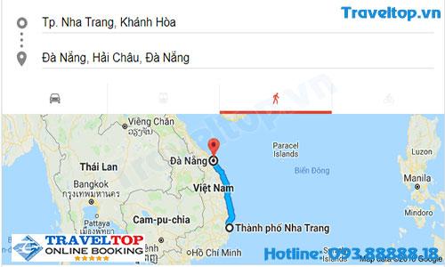 vé máy bay từ Nha Trang đi Đà Nẵng