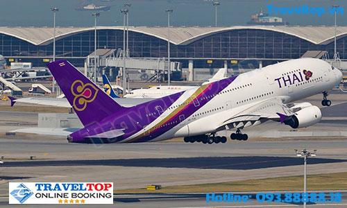 Hãng bay giá rẻ đến Thái Lan