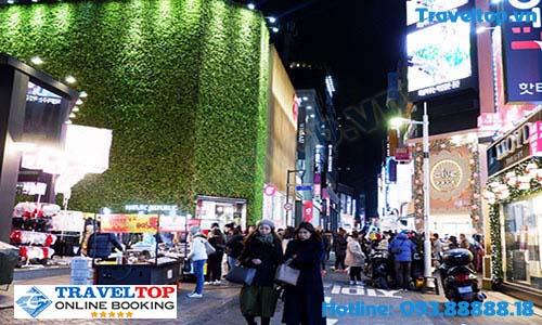 Kinh nghiệm du lịch Seoul