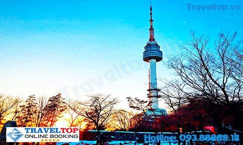 Địa điểm tham quan Seoul