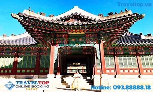 Changdeokgung du lịch Seoul