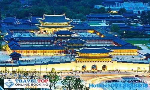 những nơi nên khám phá khi đến Seoul du lịch